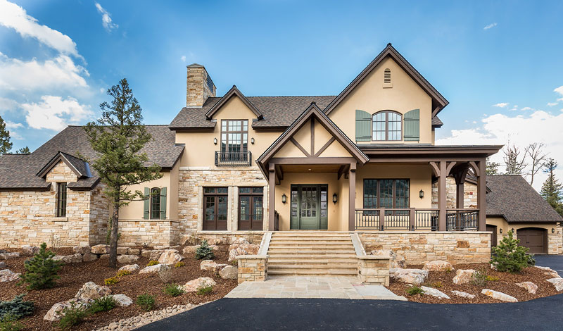 Mantell-Hecathorn Builders Win 2016 Durango Area Parade of Homes Award
